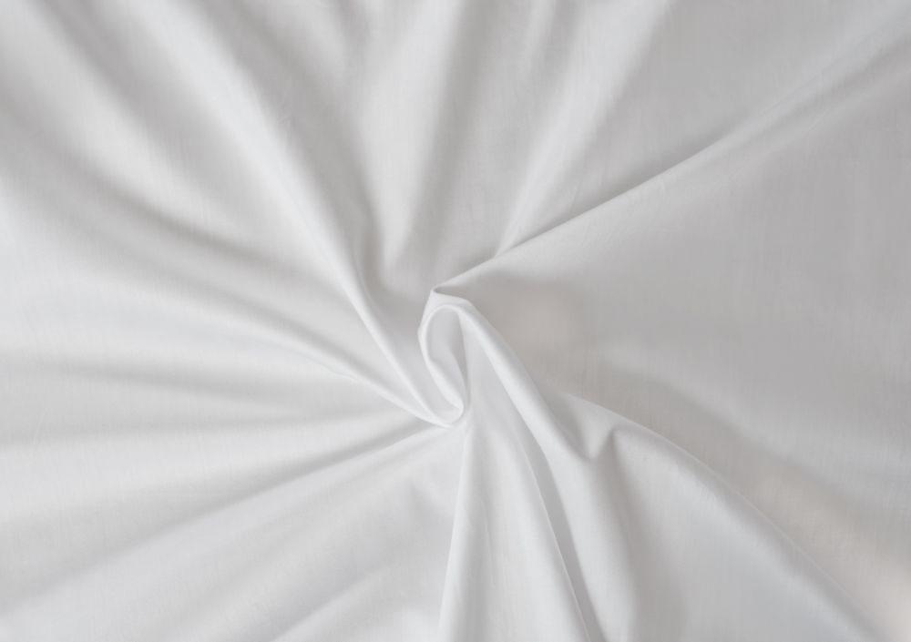 Kvalitex Saténové prestieradlo (180 x 200 cm) - biele - výšku matrace do 22cm