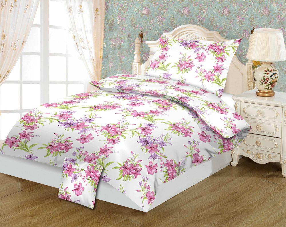 Bavlnené obliečky 3-dielne140x200, 70x90 + 40x40 - Liliana