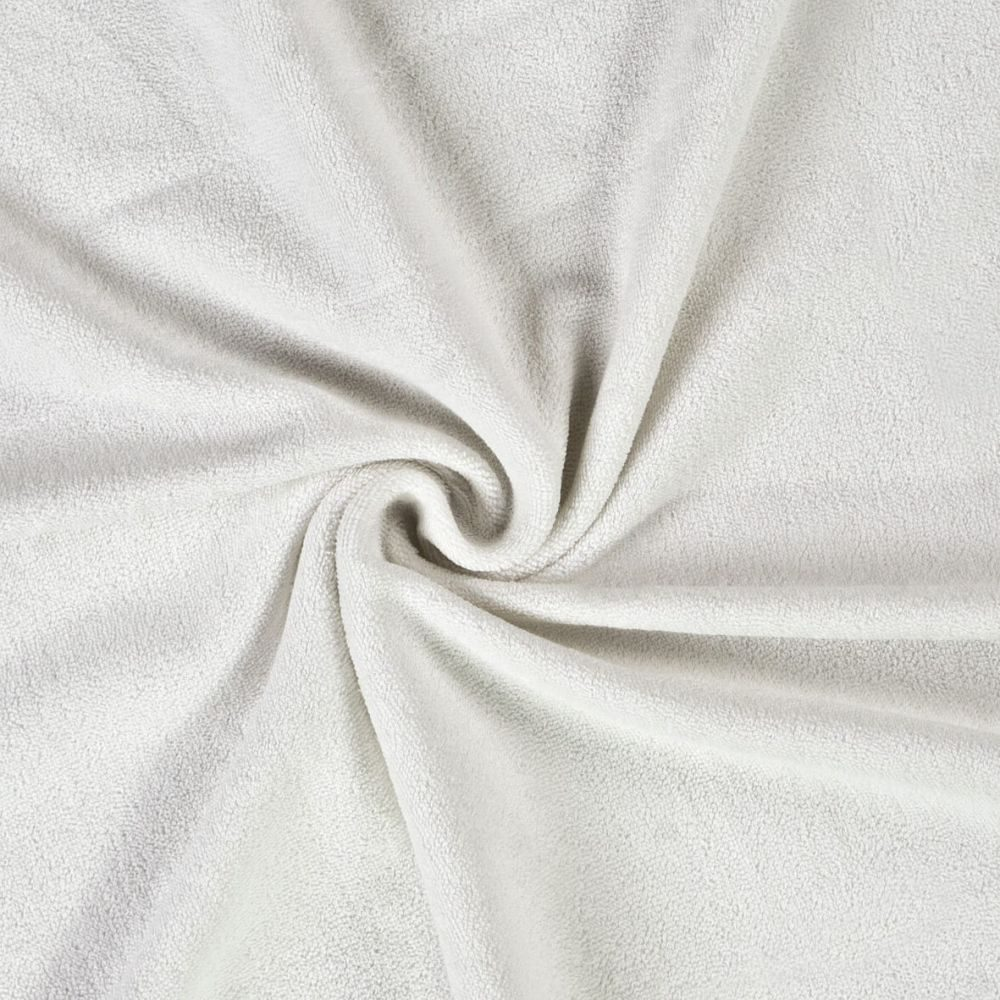 Froté prostěradlo (140 x 200 cm) - bílé