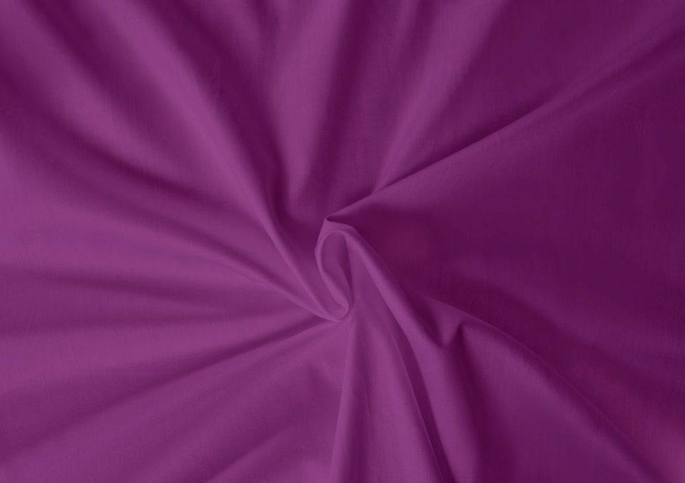 Kvalitex Saténové prestieradlo (90 x 200 cm) - tmavo fialové - výšku matrace do 15cm