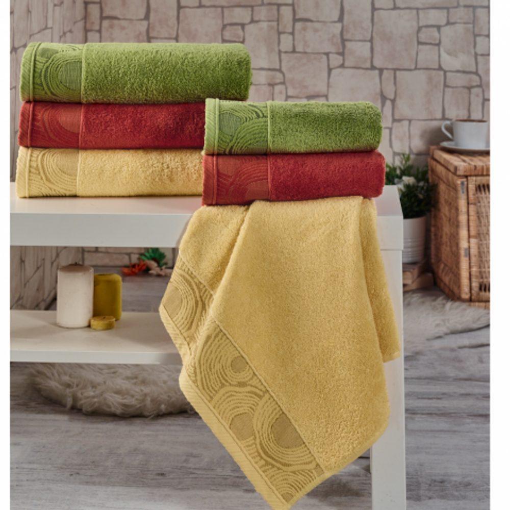 Froté ručníky a osušky z mikrobavlny SYDNEY