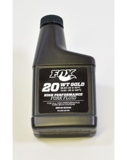 Olej fox 20wt gold 250ml
