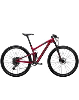 Trek Top Fuel 9.7 (červená) 2019