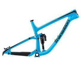 Rám Transition Patrol Carbon (TR blue)