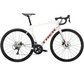 Trek Domane AL 3 Disc 2021(Crystal White/Matte Trek Black)