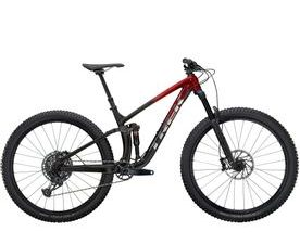 Trek Fuel EX 8 GX 2021 (Rage Red to Dnister Black Fade)