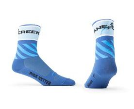 Ponožky Cane Creek Defeet 6″ Aireator Socks
