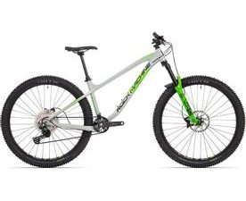 Rock Machine Blizz TRL 70-29  gloss light grey/DVO green/black