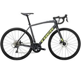 Trek Domane AL 3 Disc 2021 (Lithium Grey/Volt)