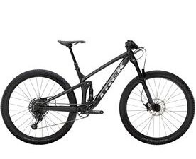 Trek Top Fuel 8 NX 2021 (Satin Trek Black)