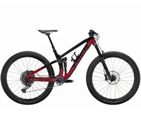 Trek Fuel EX 9.8 GX 2021 (Raw Carbon/Rage Red)