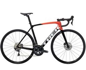 Trek Émonda SL 6 2021 (Trek Black/Radioactive Red)