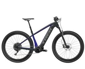Trek Powerfly 4 625w 2021 (Lithium Grey/Purple Abyss)