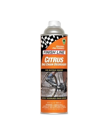Čistič Finish Line Citrus 600 ml