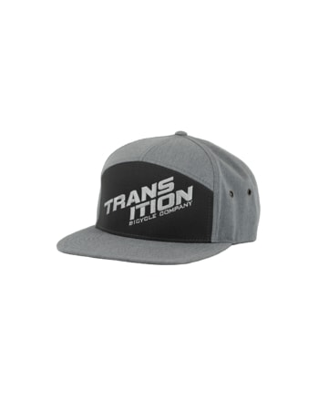 Čepice Transition 7 Panel Strapback