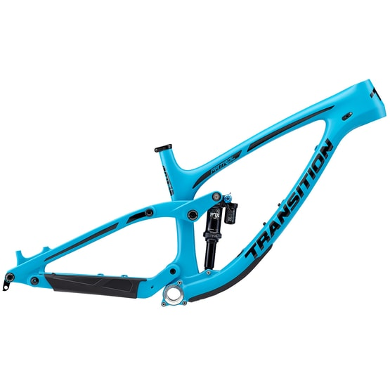 Rám Transition Patrol Carbon (TR Blue) 2019