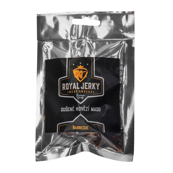 Royal Jerky - Barbecue 25g