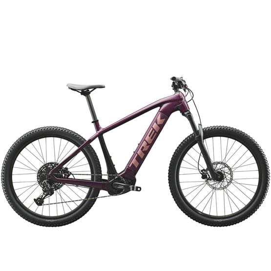 Trek Powerfly 5 WSD (purpurová) 2020