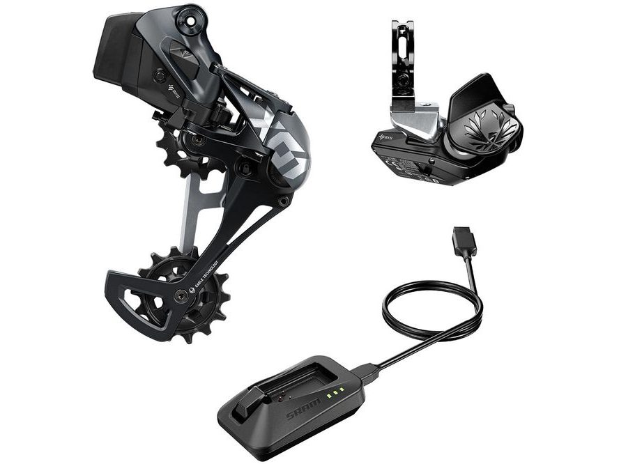 SRAM AM X01 EAGLE AXS UPGRADE KIT LUNAR