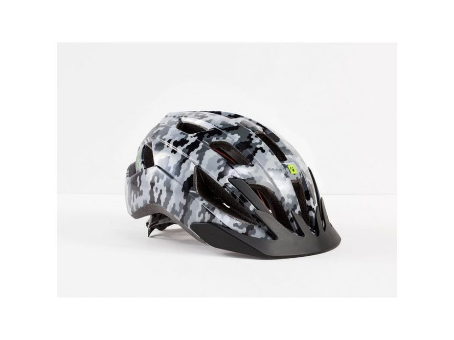 Přilba Bontrager Solstice Youth (camo) 2019
