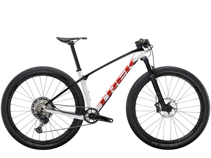 Trek Procaliber 9.8 2021 Crystal White/Trek Black