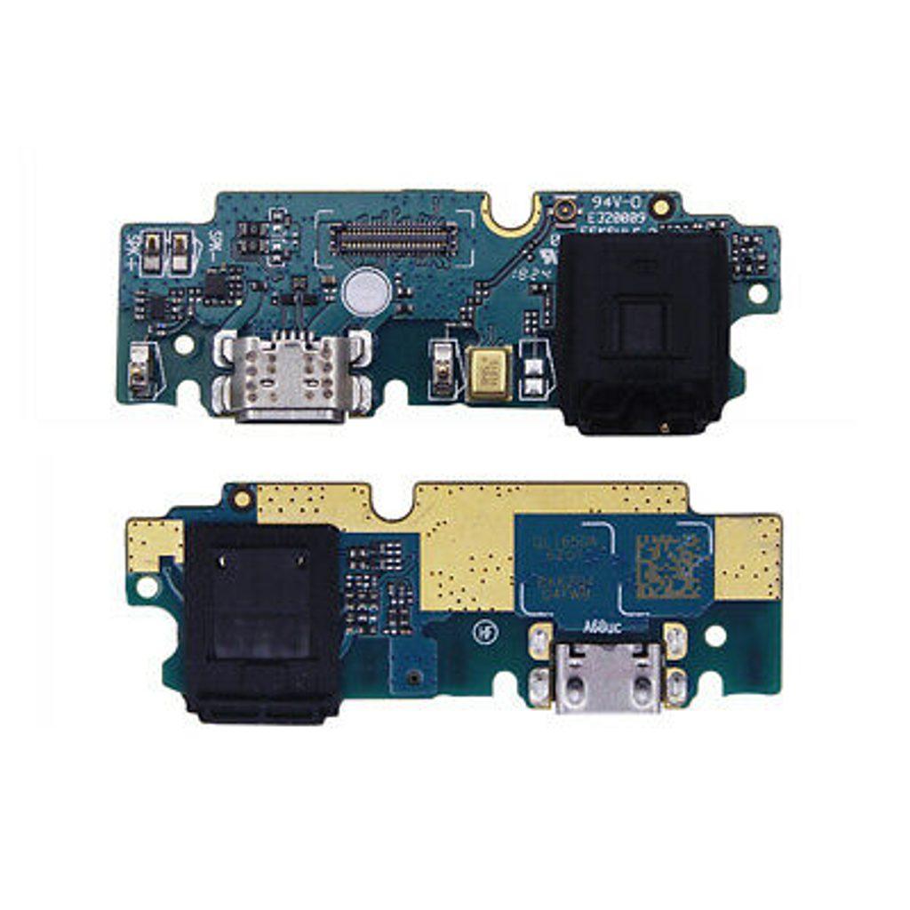 Asus Zenfone Max Pro (M1) nabíjecí usb port flex nabíjení mikrofon ZB601KL ZB602KL