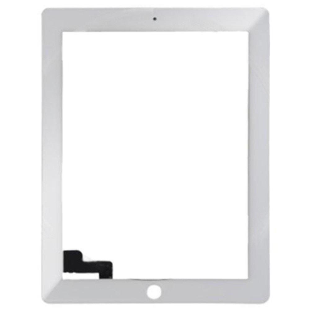 Apple iPad 2 dotykové sklo přední panel originální bílý