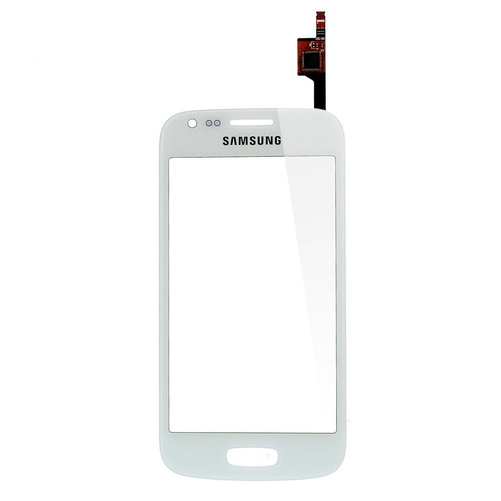 Samsung Galaxy Ace 3 dotykové sklo bílé S7270 S7275