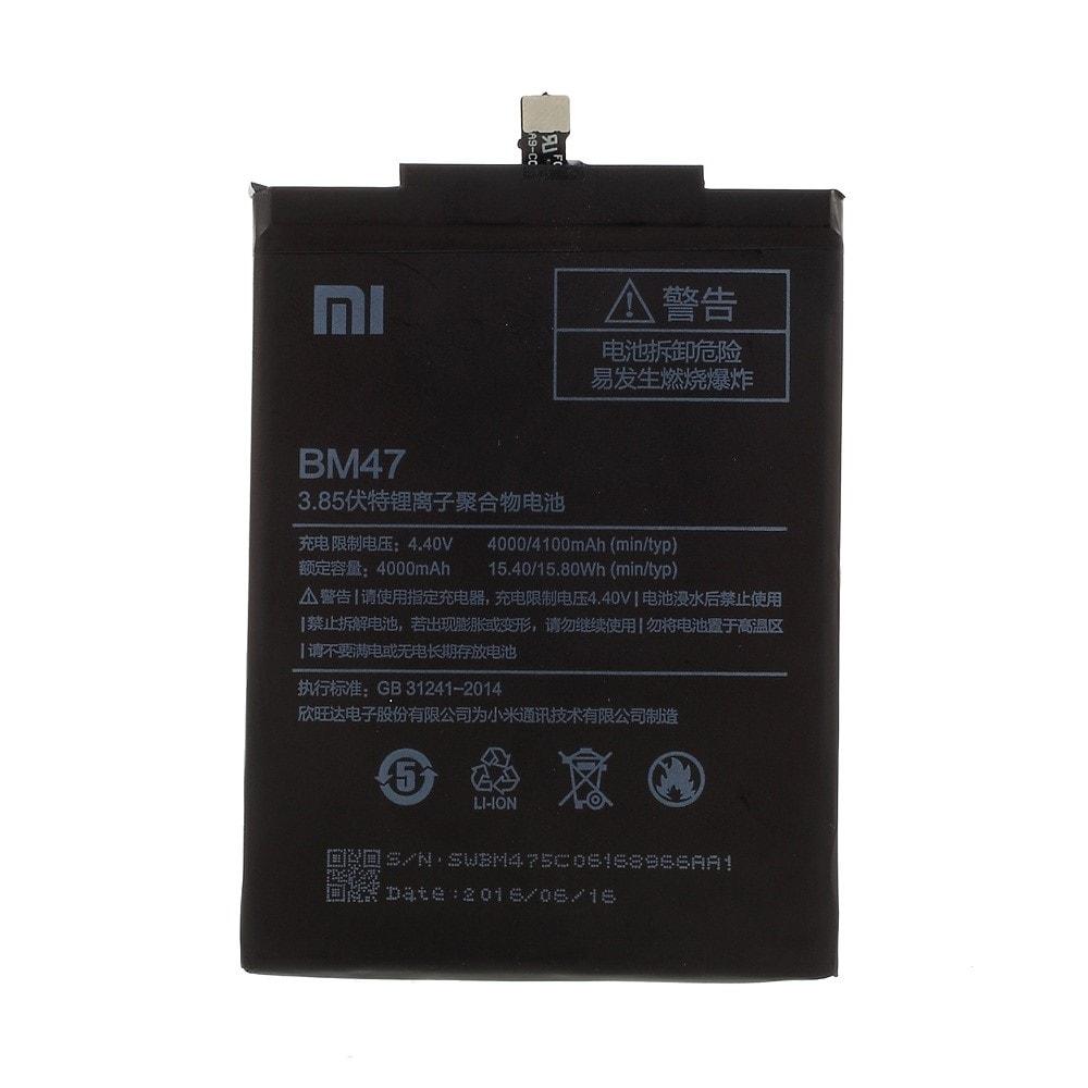 Xiaomi Redmi 4X / 3 / 3S / Pro Baterie BM47