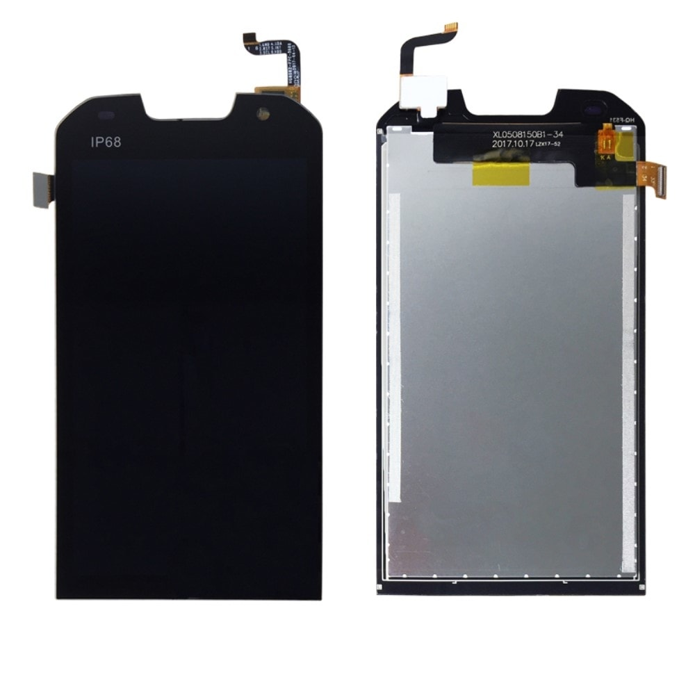Doogee S30 LCD displej dotykové sklo komplet přední panel