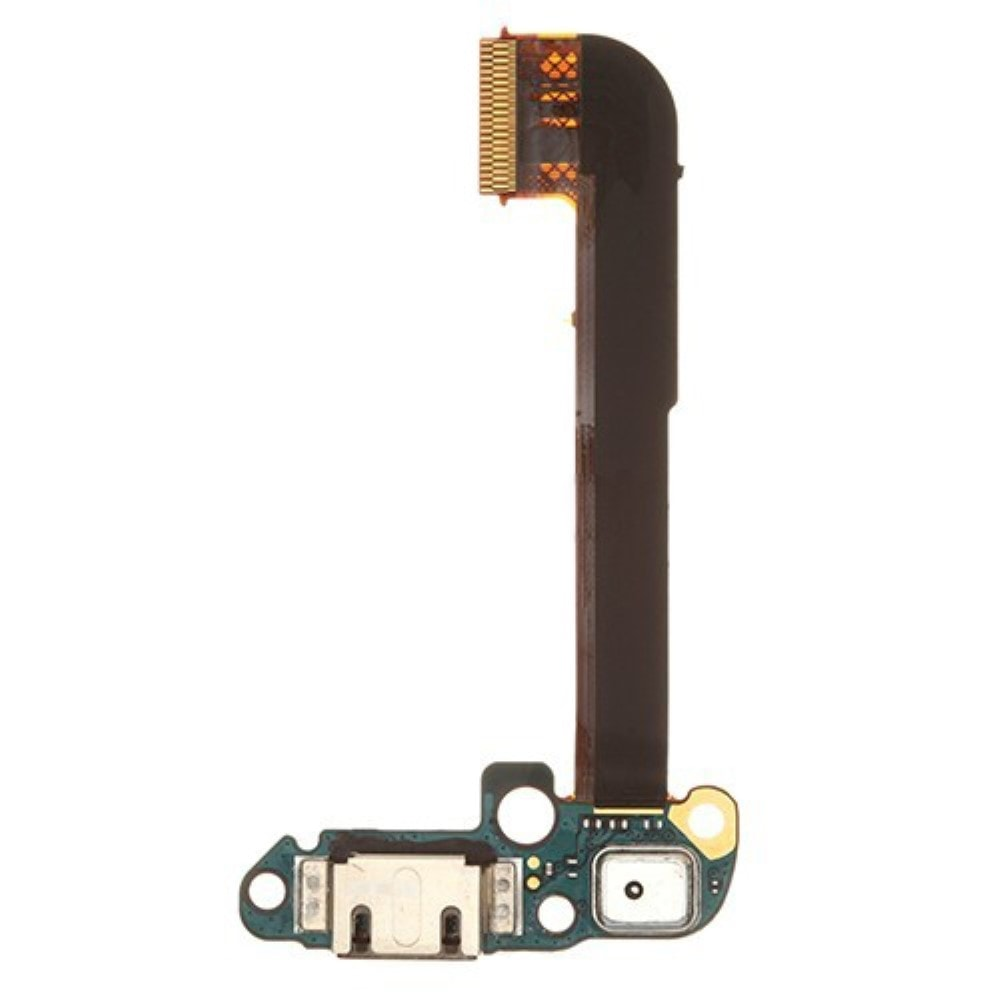 HTC One M7 napájecí flex konektor port nabíjení mikrofon