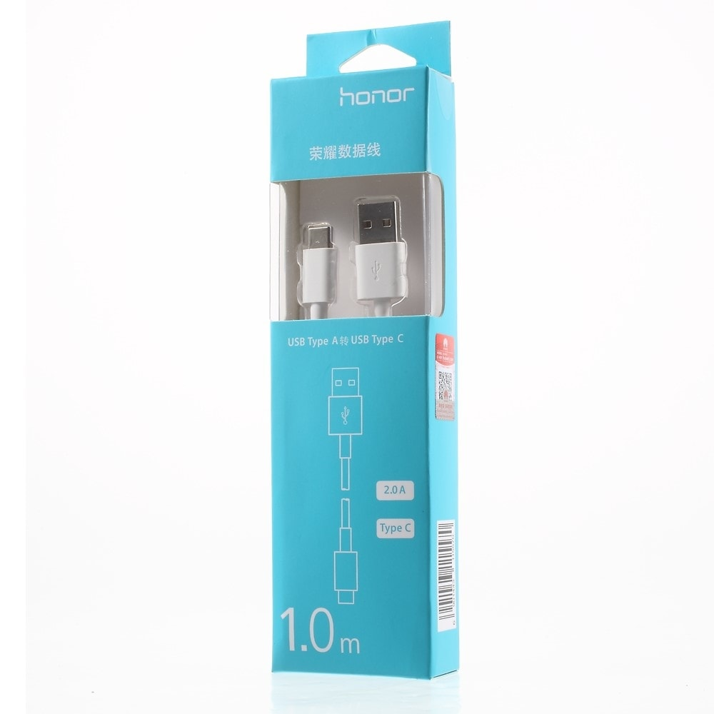 HUAWEI Honor AP51 Original USB Type-C Datový Kabel 1m