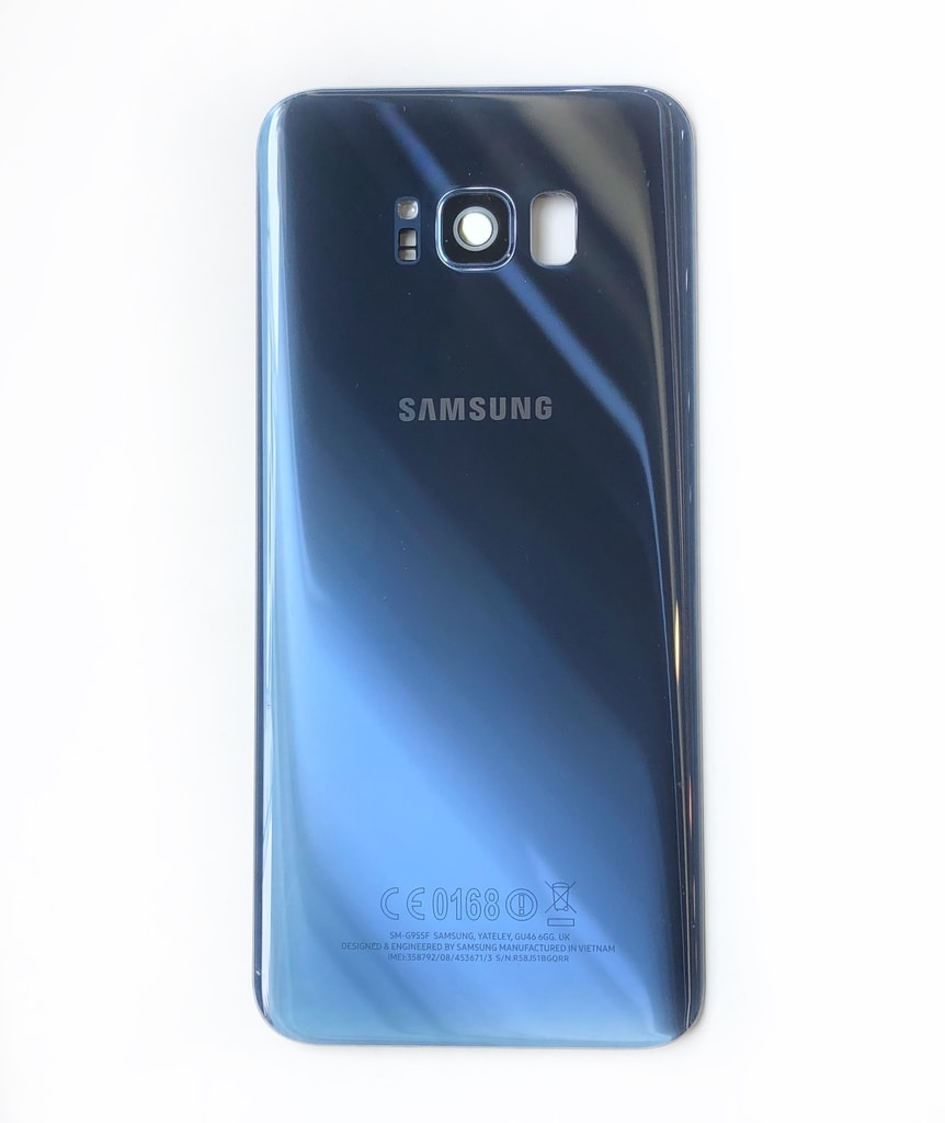 Samsung Galaxy S8 + Plus zadní kryt baterie originální modrý G955F (Použitý)