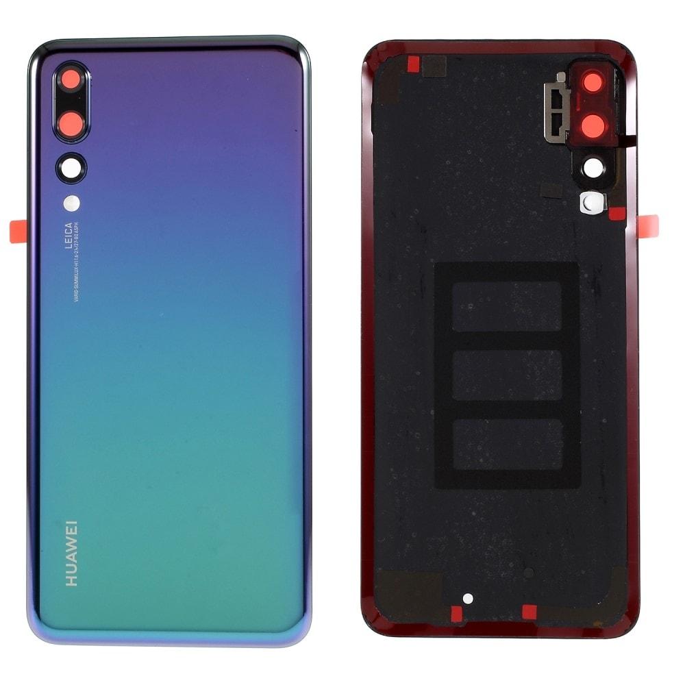 Huawei P20 PRO zadní kryt baterie aurora twilight včetně krytky fotoaparátu