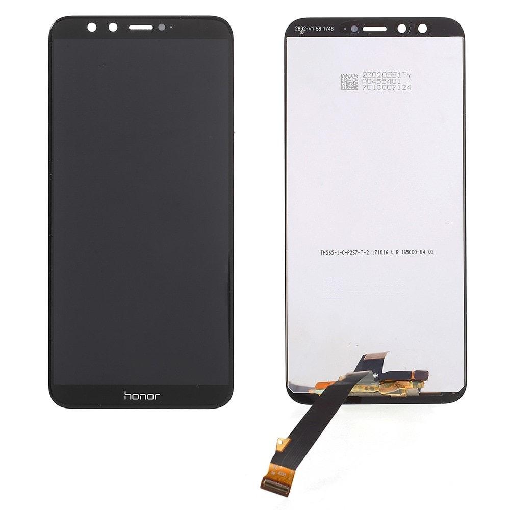 Honor 9 lite LCD displej dotykové sklo černé
