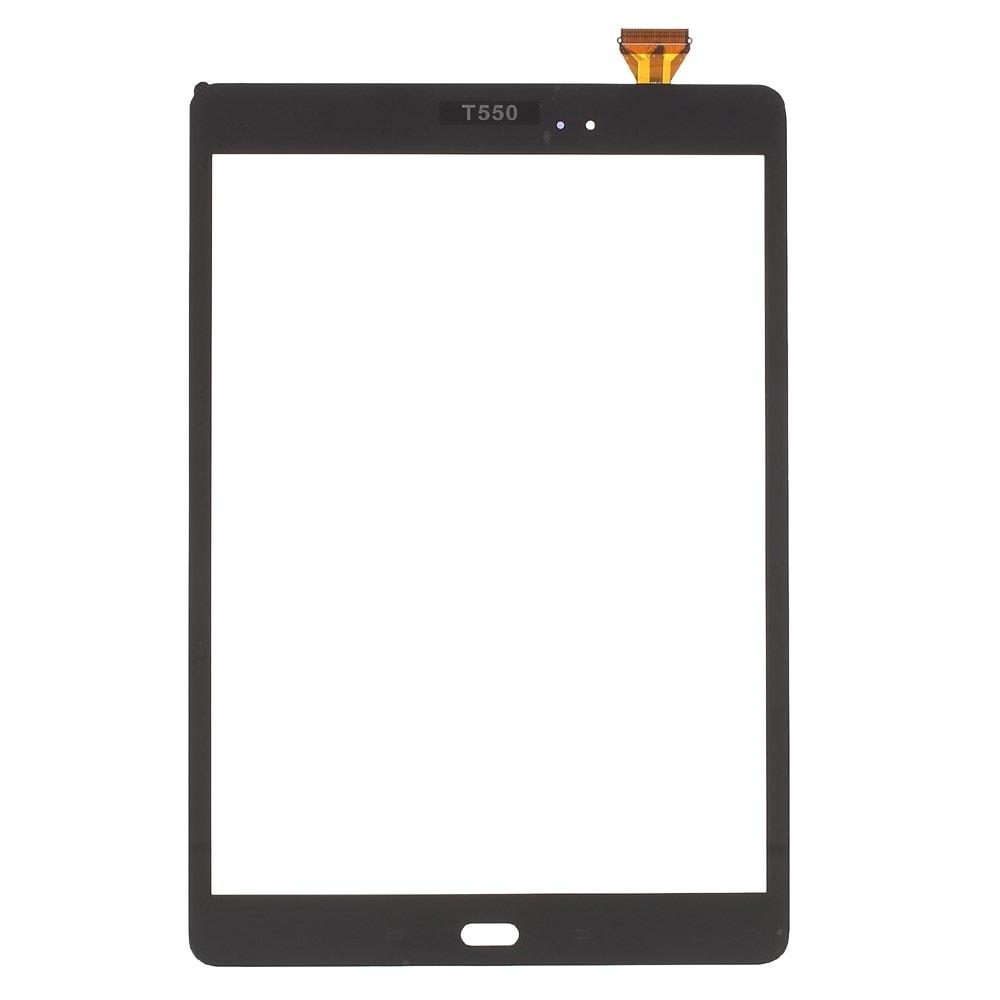 Samsung Galaxy Tab A 9.7 Dotykové sklo černé T550 T555