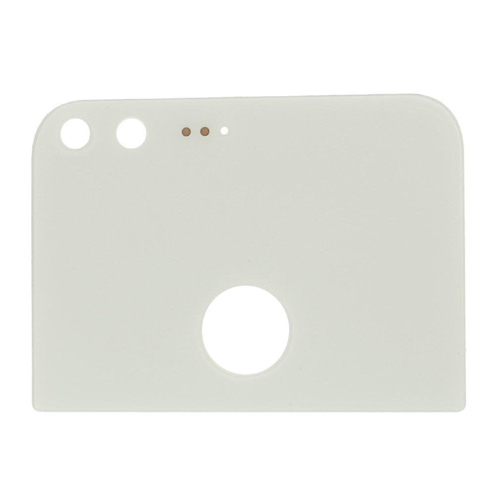 Google Pixel XL zadní horní skleněná krytka bílá M1
