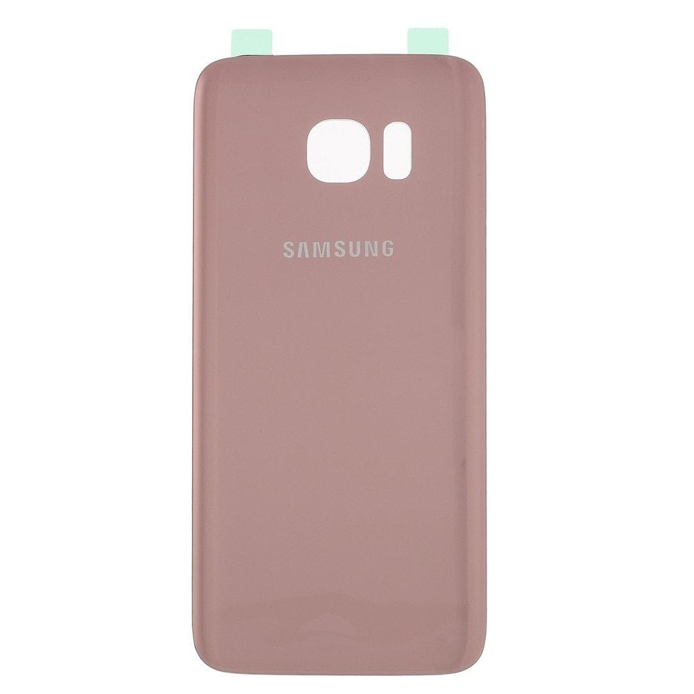 Samsung Galaxy S7 Edge zadní kryt baterie Rose gold růžový G935F