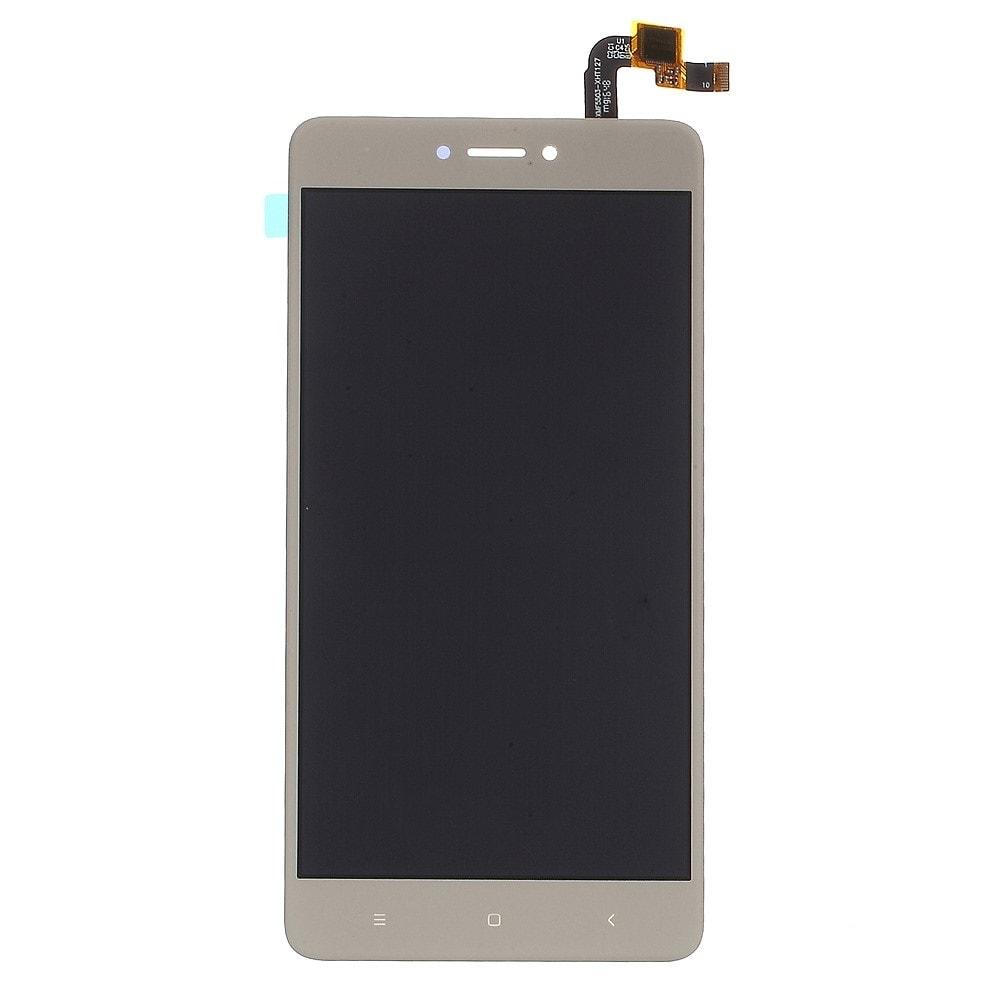 Xiaomi Redmi Note 4 Global / Note 4X LCD displej dotykové sklo zlaté