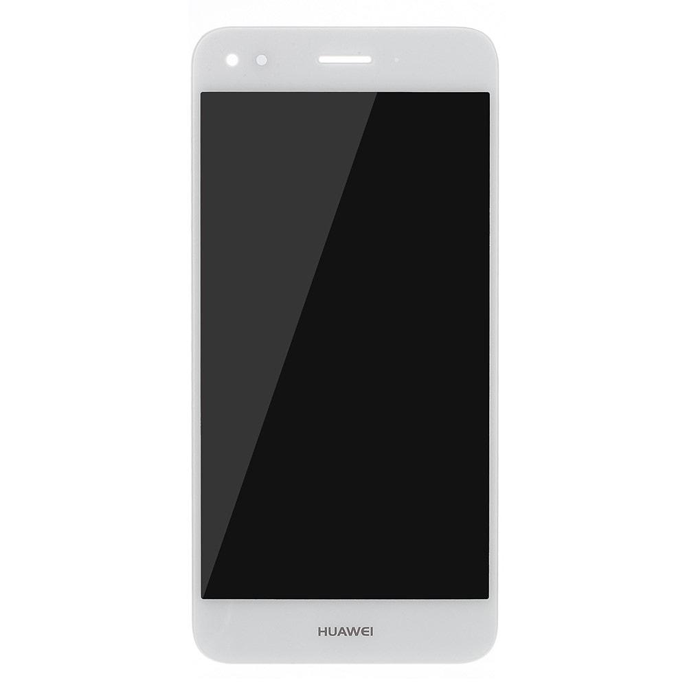 Huawei P9 Lite mini  LCD displej dotykové sklo bílé