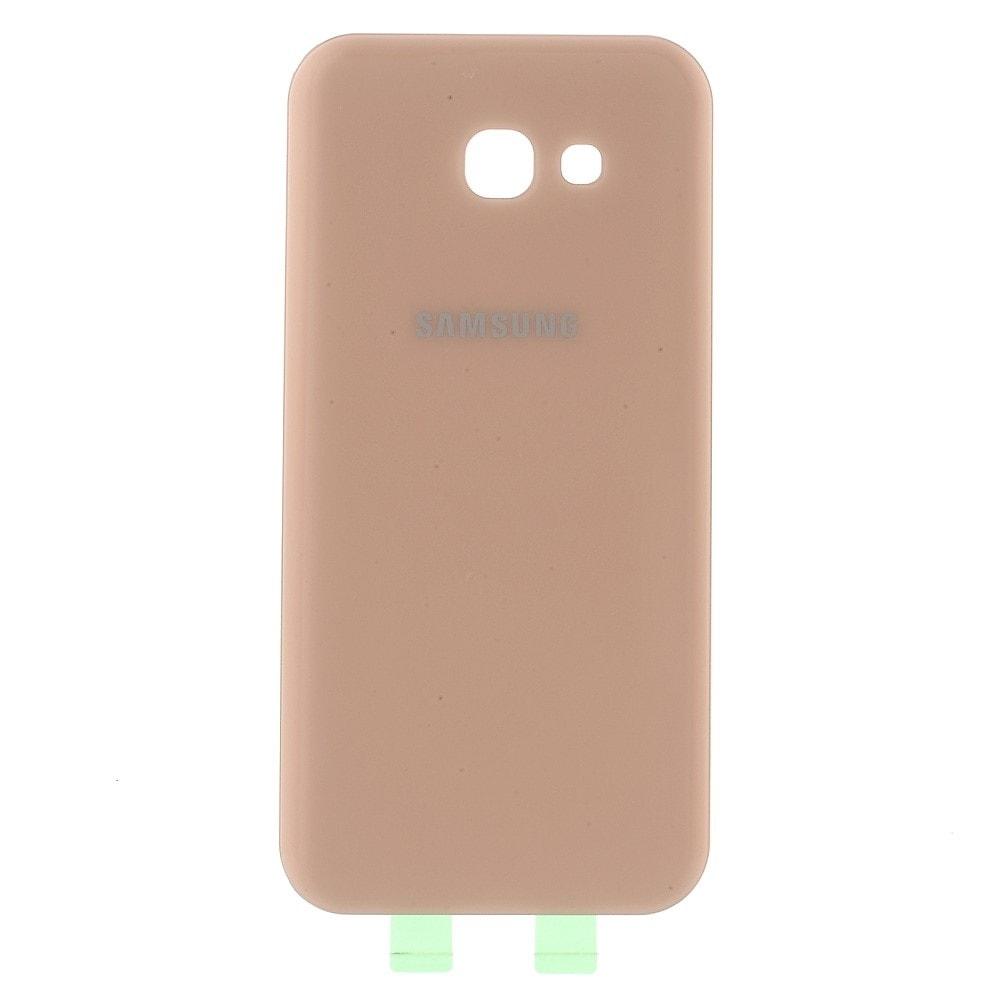 Samsung Galaxy A5 2017 zadní kryt baterie A520F Rose Gold růžový