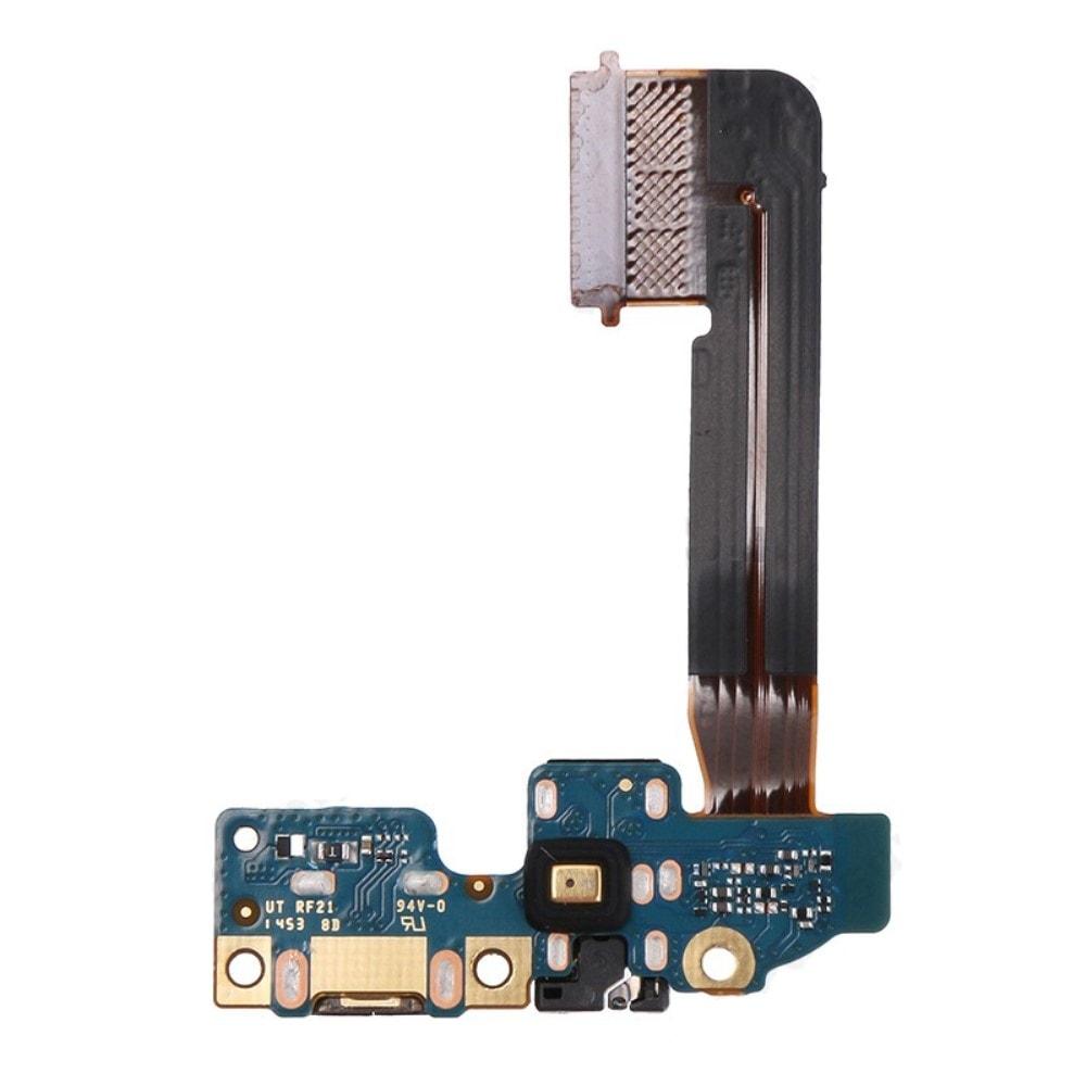 HTC One M9 napájecí flex konektor port nabíjení mikrofon