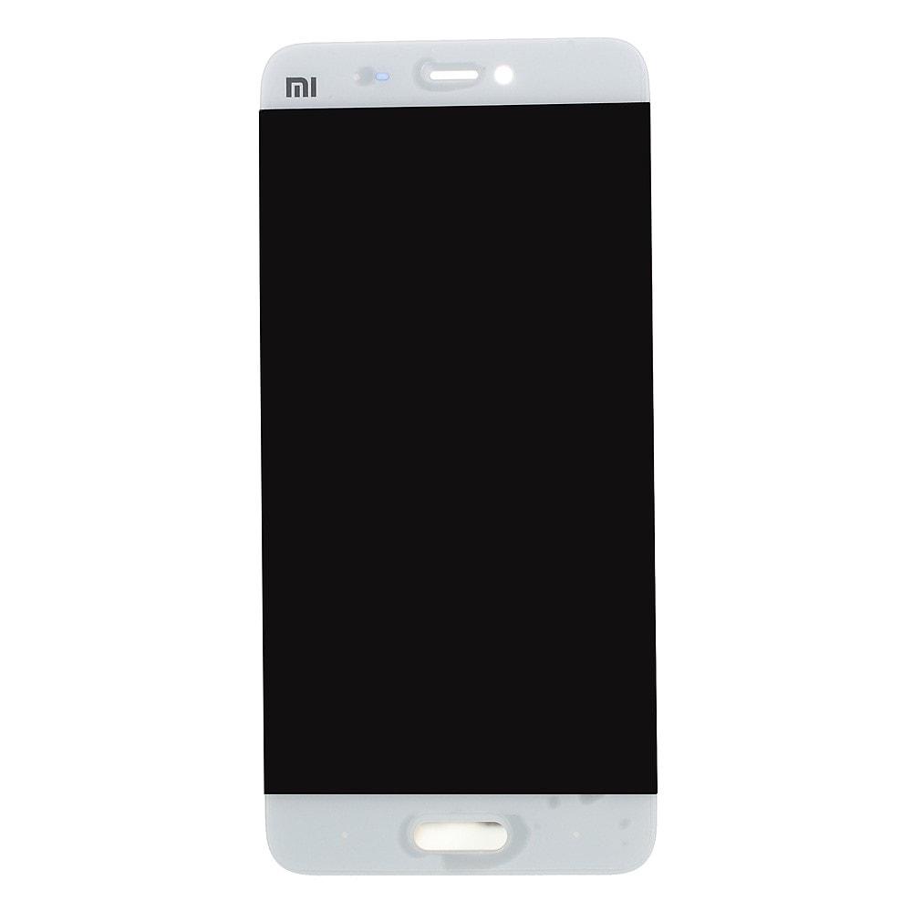Xiaomi Mi5 LCD displej dotykové sklo komplet přední panel bílý