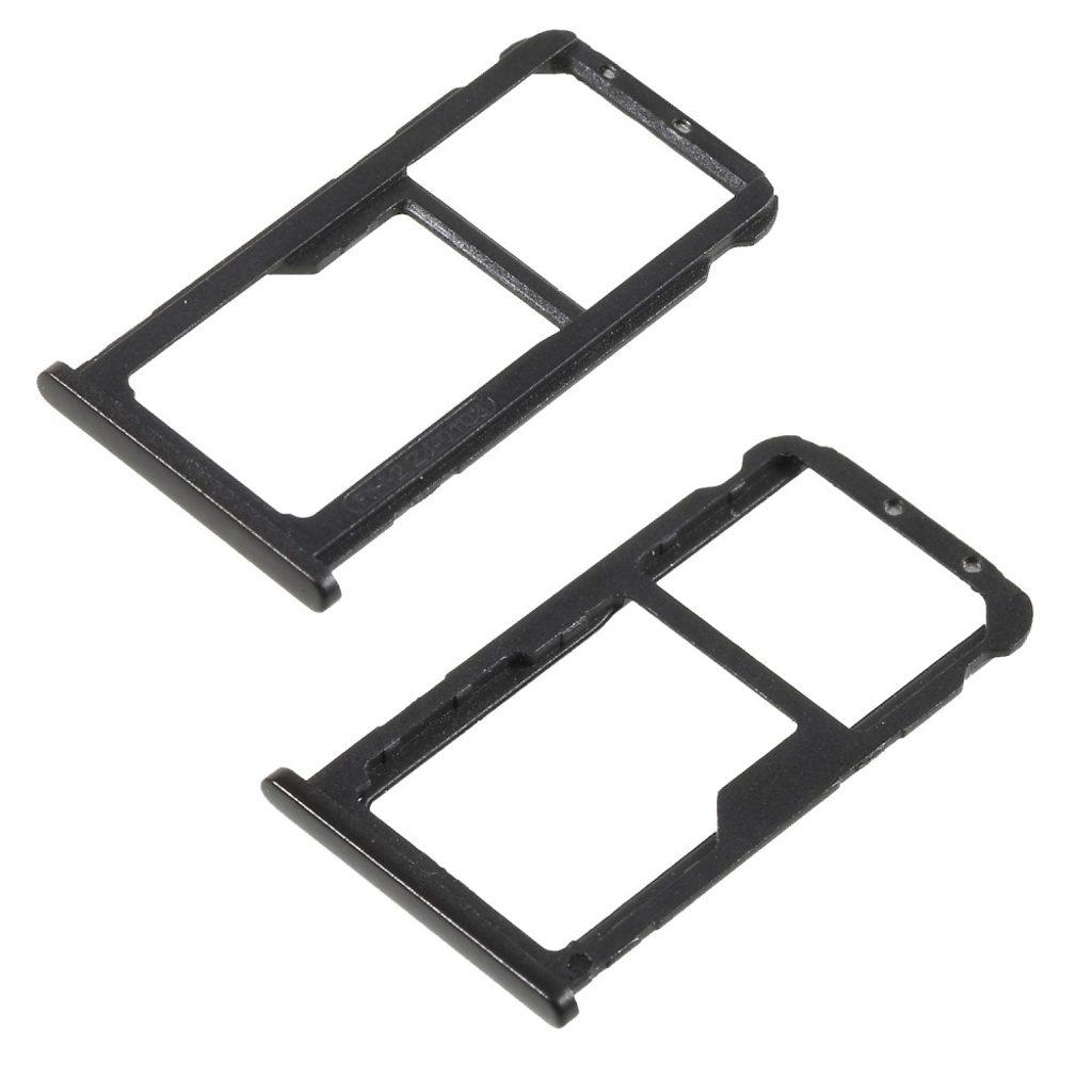 Huawei Mate 10 Lite šuplík SIM micro SD černý