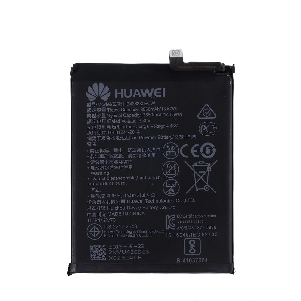 Huawei P30 baterie HB436380ECW