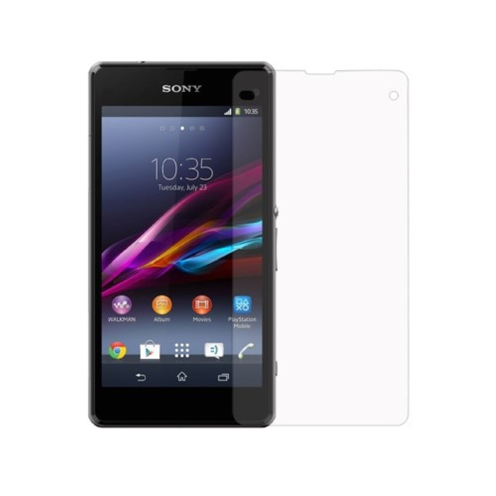 Sony Xperia Z1 Compact ochranné tvrzené sklo na displej D5503 0,3mm