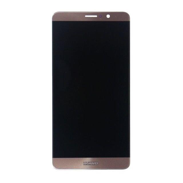 Huawei Mate 9 LCD displej dotykové sklo kávové