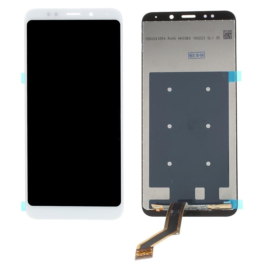 Xiaomi Redmi 5 Plus LCD displej dotykové sklo bílé