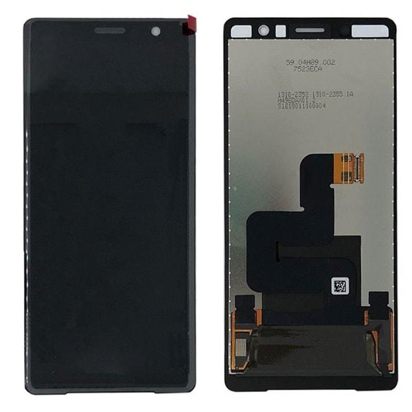 Sony Xperia XZ2 compact LCD displej dotykové sklo černé H8324 H8314