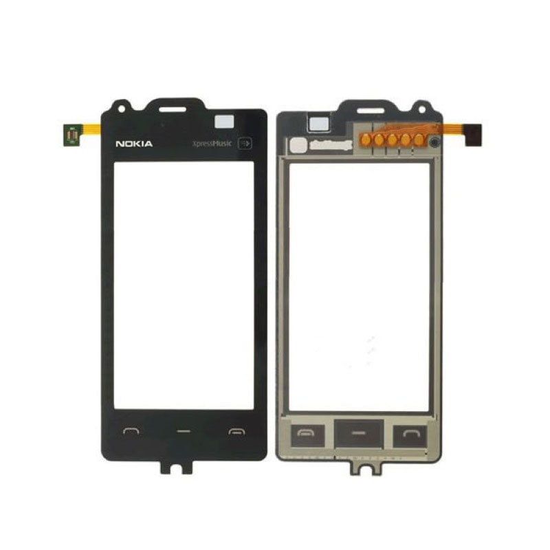 Nokia 5530 XM dotykové sklo